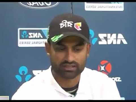 Tamim said after whitewash in total series, BD tour in NZ