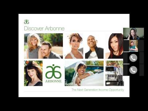 Discover Arbonne with Katy