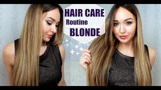 видео Уход за окрашенными волосами