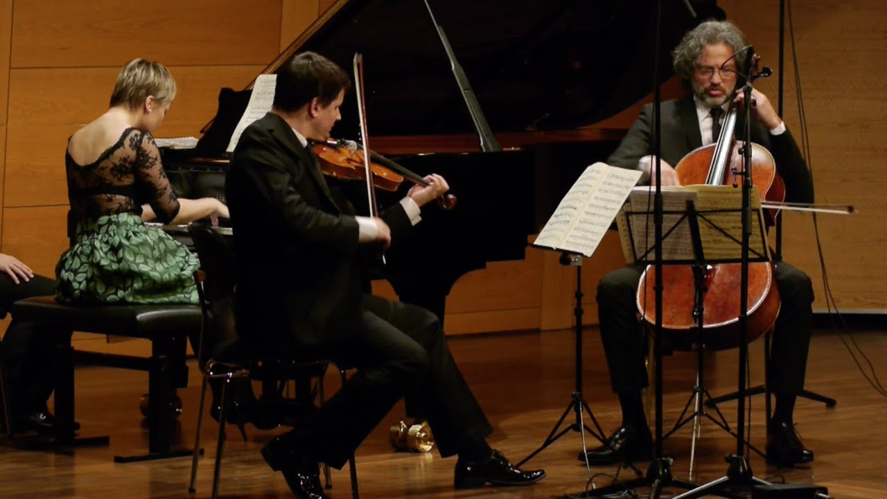 Eben Trio – Bedřich Smetana: Piano Trio g minor, op.15