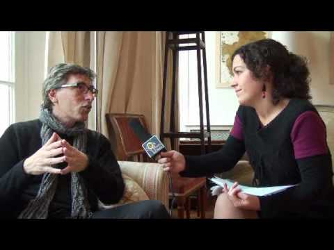 Entrevista David Trueba en Londres