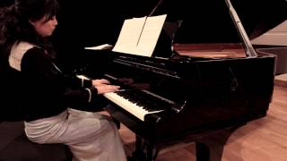 Chenyin Li plays MacDowell To A Wild Rose