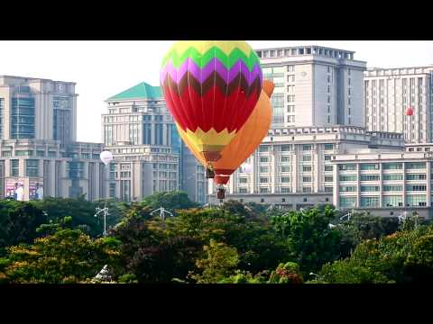 5th Putrajaya International Hot Air Balloon Fiesta 2013 - 30 March 2013