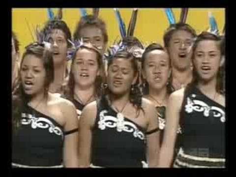 Beautiful Māori Choir Singing