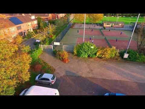 Tennisbaan Ankeveen
