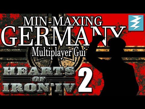 HOW TO BECOME AN ECONOMIC POWER [2] MULTIPLAYER GERMANY - Hearts of Iron IV HOI4 Paradox Interactive