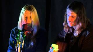 Zervas & Pepper live at Penarth Songwriters Circle