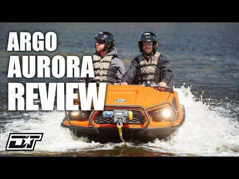 Full Review Of The 2019 ARGO Aurora 800 SX