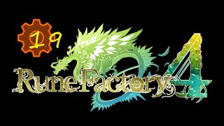 Rune Factory 4 #19 : Weapon Upgrades?