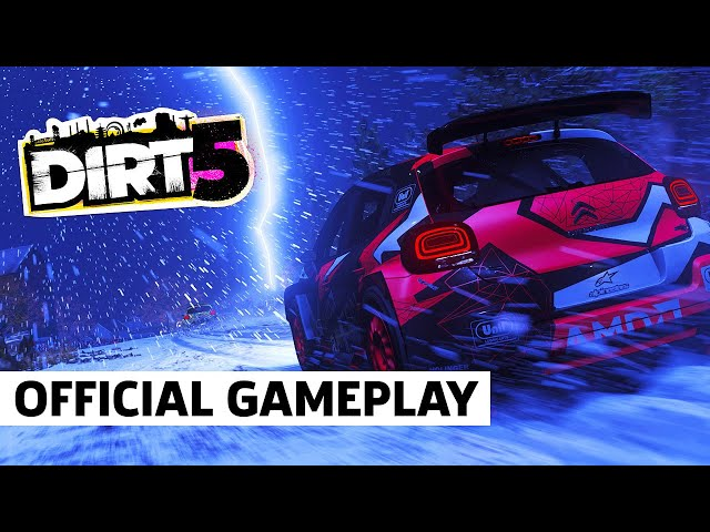 DiRT 5 (видео)