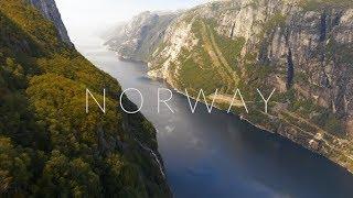 Southern Norway Road Trip | 4K |