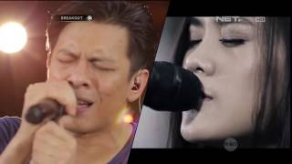 Video Noah Feat  Sheryl Sheinafia   Tak Lagi Sama download MP3, 3GP, MP4, WEBM, AVI, FLV Desember 2017