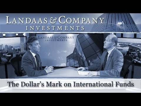 The dollar's mark on international funds