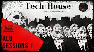 Tech House ALU DJ Set #1  Groove, Drop dance, Deep bass, etc  San salvador de Jujuy (Argentina) 001