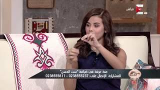 منة عرفة عن قص شعرها:
