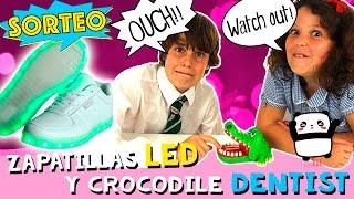 Nuestros ZAPATOS LED * ¡¡SORTEAMOS UN PAR DE ZAPATILLAS LED!! thumbnail