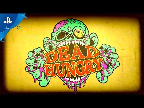 Dead Hungry - PGW 2017 Announce Trailer | PS VR