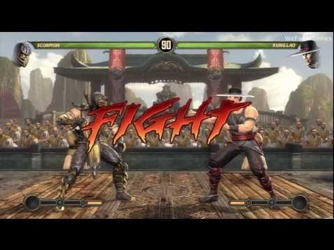 Mortal Kombat 9 (2011) - Chapter 3: Scorpion [PS3/360][HD]