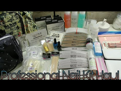 Beginners Nail Kit | Professional Nail Supplies
