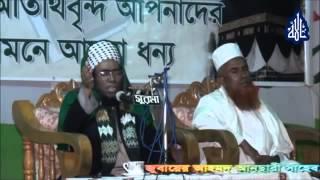 Video *New Bangla Waz 2015* Maulana Jubaer Ahmed Ansari - New Speech after Huzurs Surgery download MP3, 3GP, MP4, WEBM, AVI, FLV Juli 2018