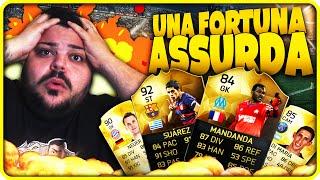 UNA FORTUNA ASSURDA ! PACK OPENING [FIFA 16]