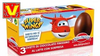 SUPER WINGS DOLCI PREZIOSI - merenda cioccolatosa e divertente sulle ali di Super Wings!