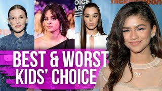 Best & Worst Dressed Kids' Choice Awards 2018 (Dirty Laundry)