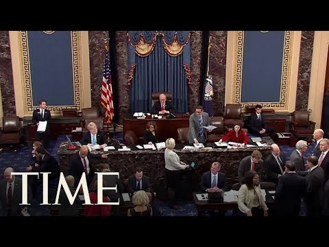 Senate Votes To End U.S. Support For Saudi War In Yemen | TIME