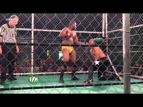 Impact Classic - Jermaine Johnson VS Montego Seeka (9-18-10) Steel Cage Match
