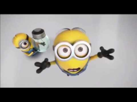 Célèbre Buon compleanno MINIONS - Happy Birthday - YouTube ZO64