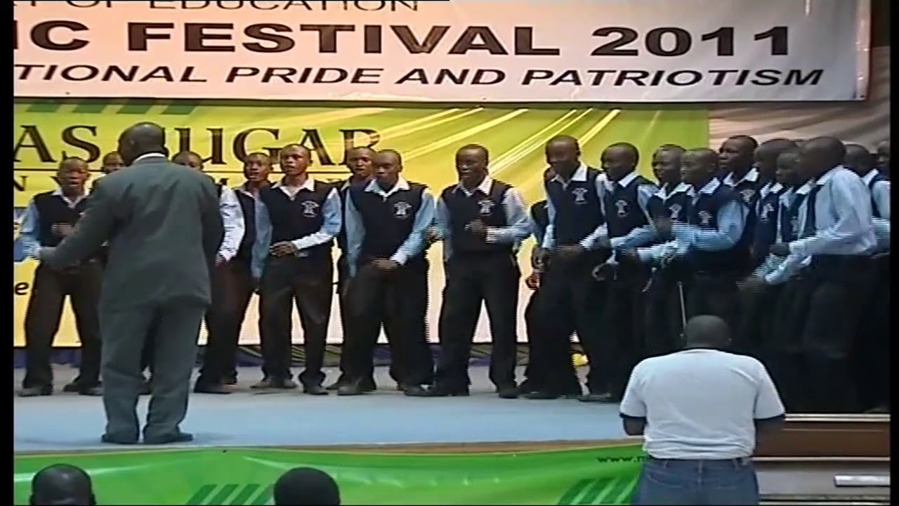 Download Mbale Boys high school perfoming 'Mama lucy' by Sukuma Bin Ongaro at the KMF 2011