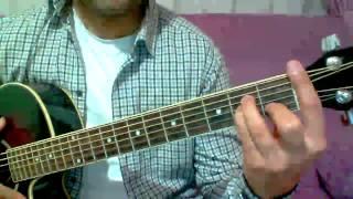 Gitar Dersi - Bareli Akor Basmak