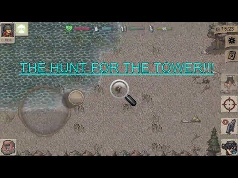Radio Tower Hunt! MiniDayZ ep.40