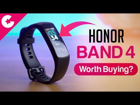 Honor Band 4 Review - Watch Before You Buy!!