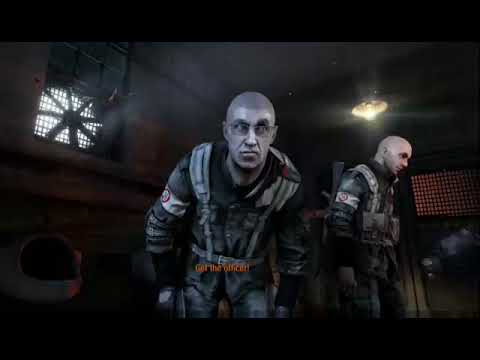 Diving into post apocalypse  eastern europe. Metro Last Light gameplay