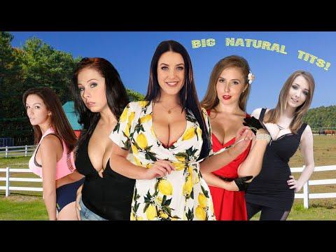 5 Big Natural Tts/ 5 Больших Натуральных Грудей