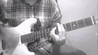 Weezer - getchoo guitar cover