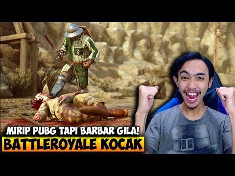 BATTLE ROYALE MIRIP PUBG TAPI JAHILIYAH NGAKAK PARAH - MORDHAU INDONESIA #2 - 동영상
