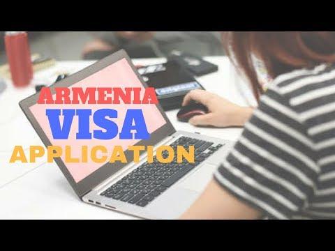 How To Get EVisa To Armenia  (Tutorial)