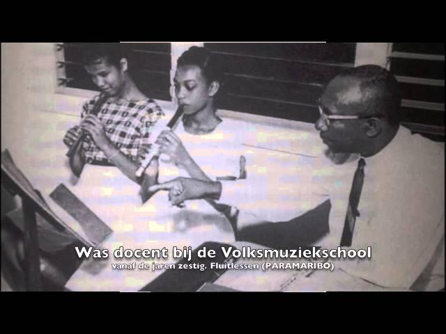 EDDY SNIJDERS ( Paramaribo 1923-1990)