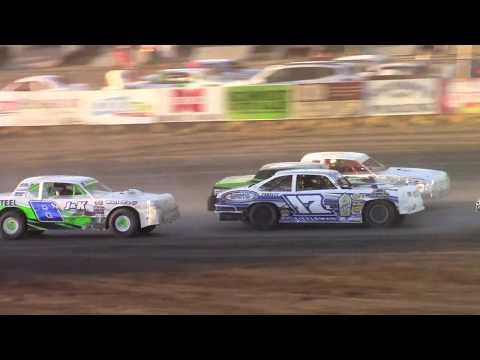 Dacotah Speedway Wissota Street Stock A-Main (6/16/17)