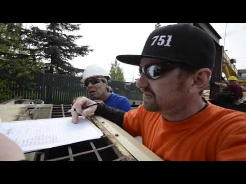 #751 Alaska Ironworkers first year training class