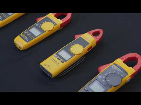 5 Fluke clamp meters for commercial and residential use