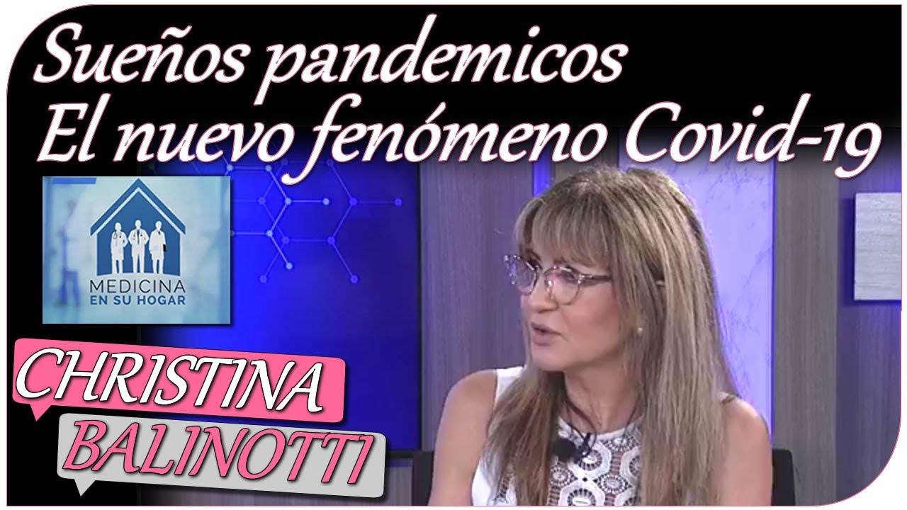 Sueños pandémicos - El nuevo fenómeno Covid-19