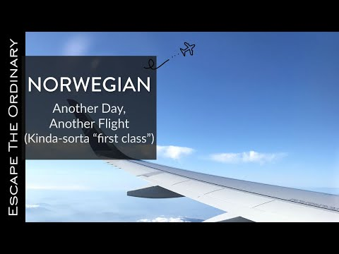 How To Get Cheap First Class Tickets With Norwegian Airlines (2020)