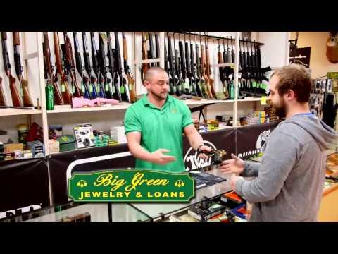 Big Green Jewelry & Loan