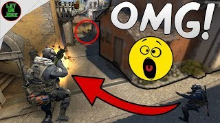 CS:GO | Crazy RUNBOOST AWP Kill! (Montage & Live Reaction) | Long Range & Quick Scope