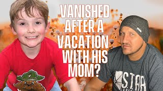 Where Is Timmothy Pitzen?! VANISHED AFTER A VACATION WITH HIS MOM?