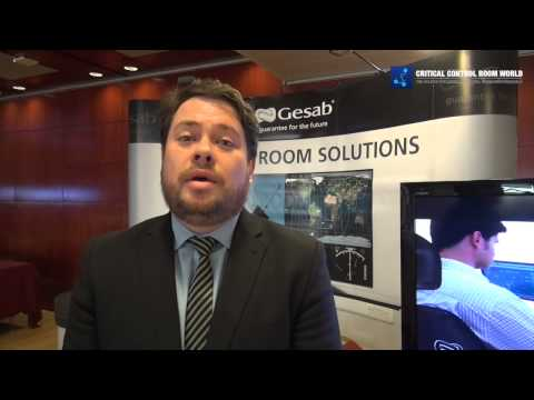 Interview with Fernando Cajal, International Sales Manager at Gesab