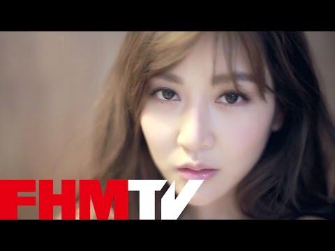 FHM 2015 十二月號 Cover girl 這位女演員超級壞 - 曾莞婷